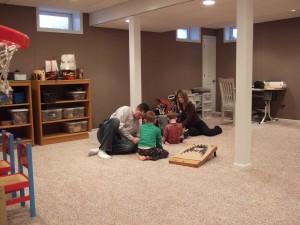 A-DIY-basement